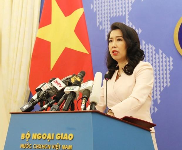 Vietnam listo para la implementacion del EVFTA y EVIPA hinh anh 1