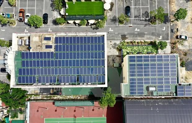 Ofrecen en Vietnam asistencia financiera para la instalacion de techos solares hinh anh 1
