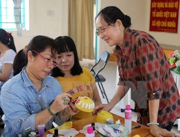 Promueven igualdad de genero en desarrollo rural en Vietnam hinh anh 1