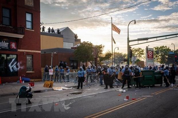 Ningun vietnamita afectado por protestas en Estados Unidos, afirma cancilleria hinh anh 1