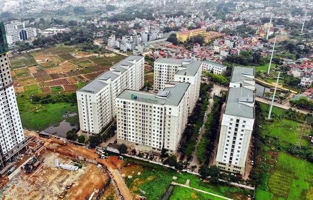 Vietnam busca soluciones para la recuperacion del mercado inmobiliario posCOVID-19 hinh anh 1