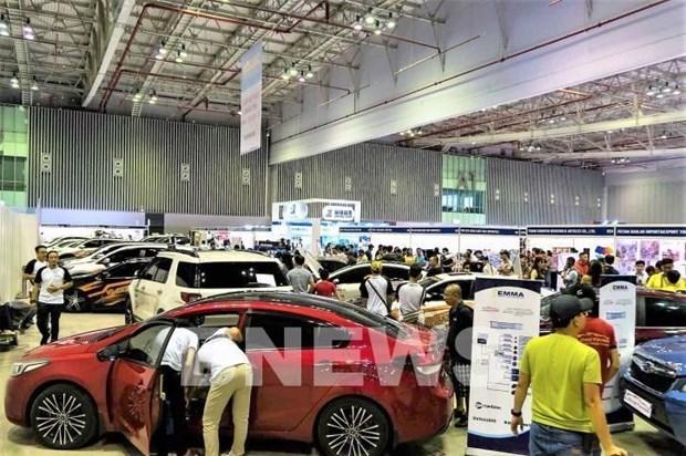 Experimenta mercado automotriz de Vietnam alza de 62 por ciento hinh anh 1