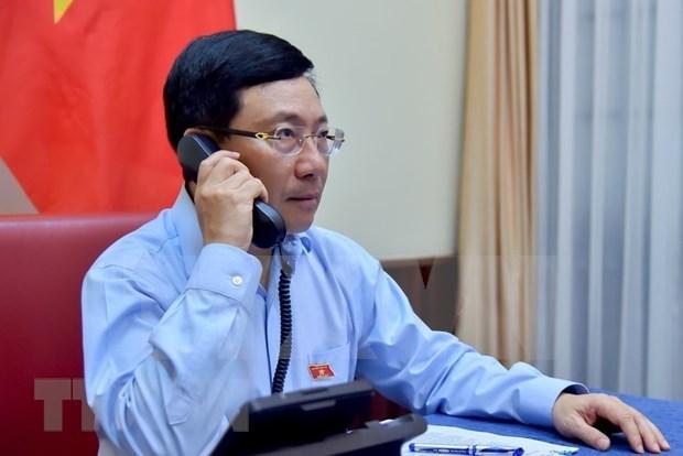 Dispuesto Vietnam a compartir experiencias antiepidemicas con Kuwait hinh anh 1