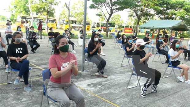 NHK de Japon alaba esfuerzos de Vietnam en la contencion del COVID-19 hinh anh 1