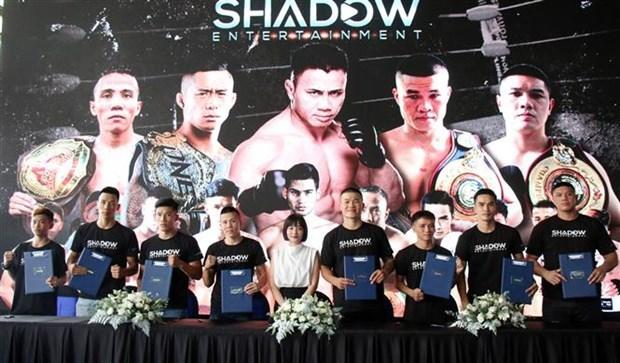 Desarrollan modelo de artes marciales profesional en Vietnam hinh anh 1