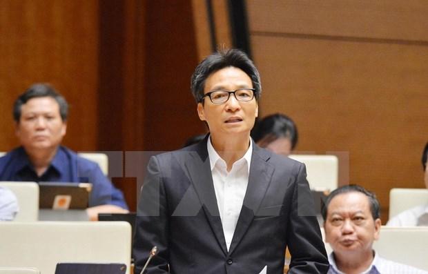 Parlamento vietnamita destaca progreso economico pese a impactos de pandemia hinh anh 1
