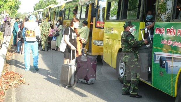 Vietnam goza de otra manana sabatina sin casos nuevos de COVID-19 hinh anh 1