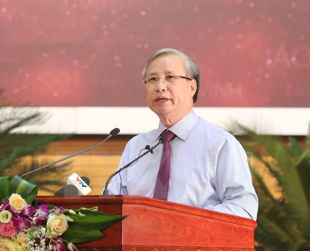 Destacan a periodistas vietnamitas sobresalientes hinh anh 1