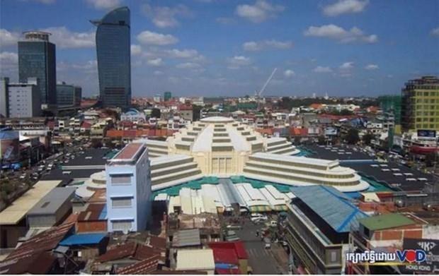Intercambio comercial entre Camboya y Tailandia supera tres mil millones de dolares en cuatro meses hinh anh 1