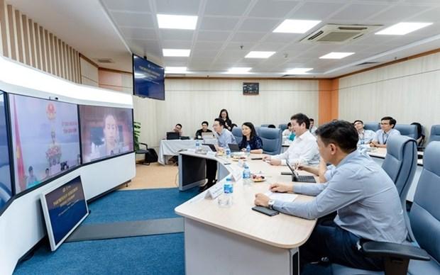 Vietnam y Canada impulsan cooperacion en Investigacion de inteligencia artificial hinh anh 1