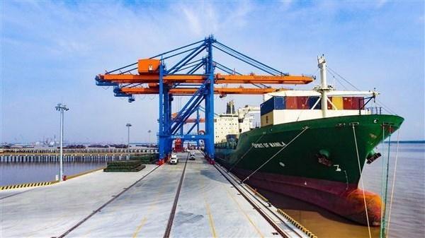 JICA encuestara proyecto del puerto de Lien Chieu en Da Nang hinh anh 1