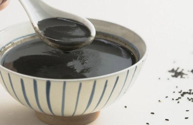 Dulce de sesamo negro de Hoi An deleita a comensales hinh anh 1