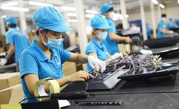 Destacan electores vietnamitas desarrollo economico en medio de incertidumbre global por el COVID- 19 hinh anh 1