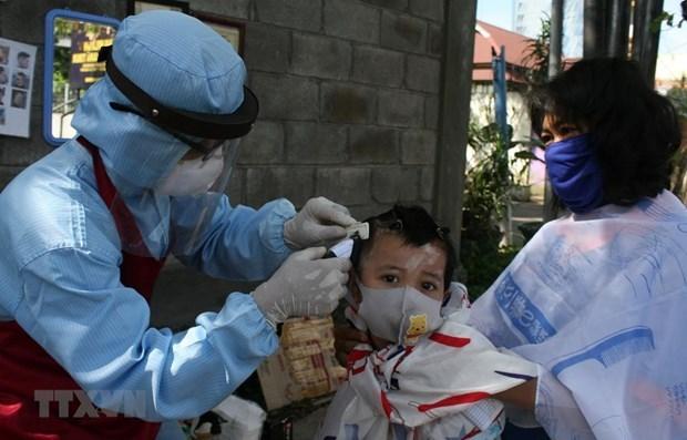 Paises del Sudeste Asiatico reportan cientos de nuevos contagios del COVID-19 hinh anh 1