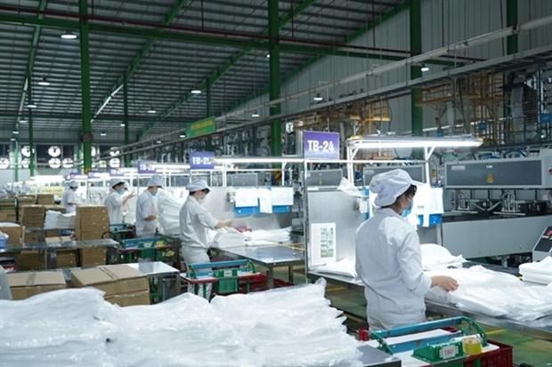 Lanzan en Vietnam programa de asistencia a empresas a conectar con socios internacionales hinh anh 1