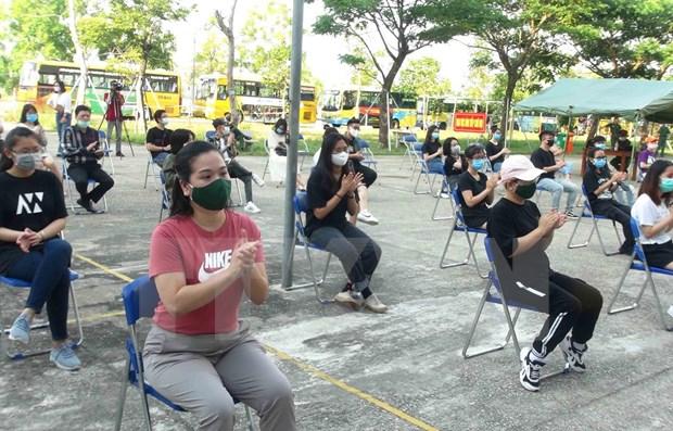 Vietnam no reporta transmision local de coronavirus por dos meses hinh anh 1