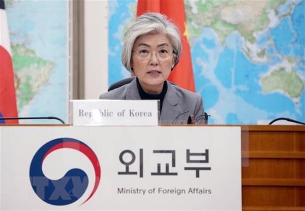 ASEAN y Corea del Sur estrechan cooperacion hinh anh 1