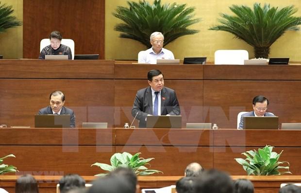 Prosigue Parlamento de Vietnam su IX periodo de sesiones hinh anh 1