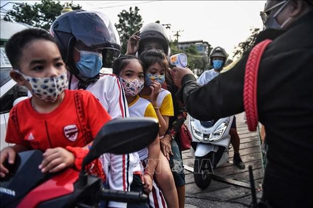 Tailandia sin contagio comunitario de COVID-19 durante 21 dias hinh anh 1