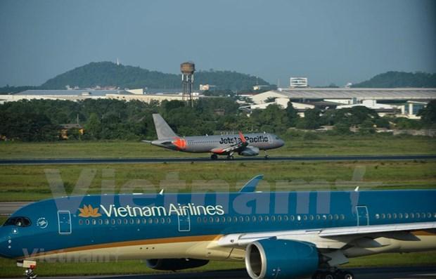 Renombran aerolinea vietnamita Jetstar Pacific para mejorar rentabilidad hinh anh 1