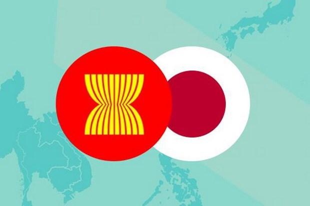 Japon completa procedimientos para enmendar acuerdo comercial con ASEAN hinh anh 1