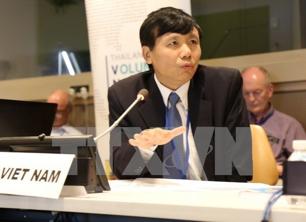 Vietnam se compromete a cooperar con UNITAD en sus misiones hinh anh 1