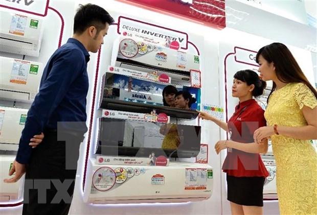 Hanoi se empena en estimular consumo interno en etapa pospandemia hinh anh 1