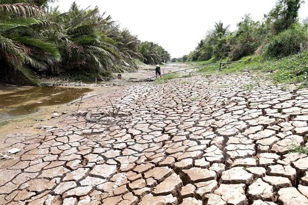Paises del Mekong enfrentan fenomenos meteorologicos hinh anh 1