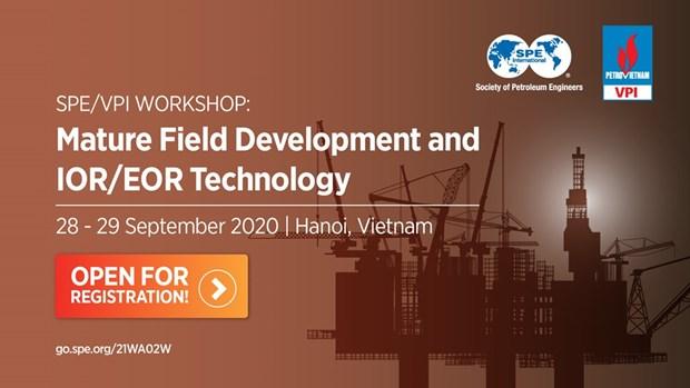 Celebraran en Vietnam una conferencia internacional sobre la recuperacion mejorada de petroleo hinh anh 1