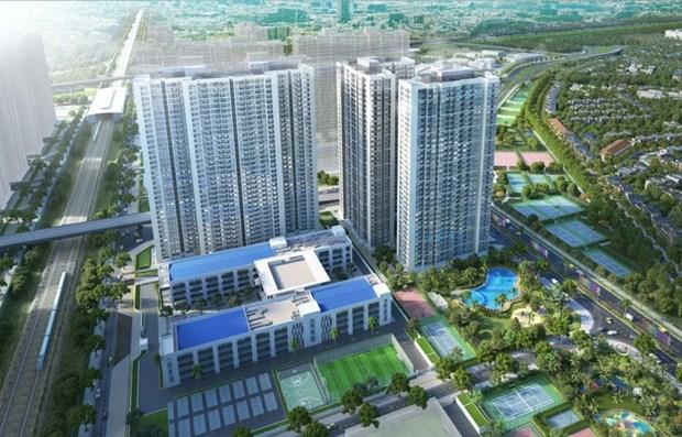 Grupo de inversores inyecta 650 millones de dolares en compania vietnamita Vinhomes hinh anh 1