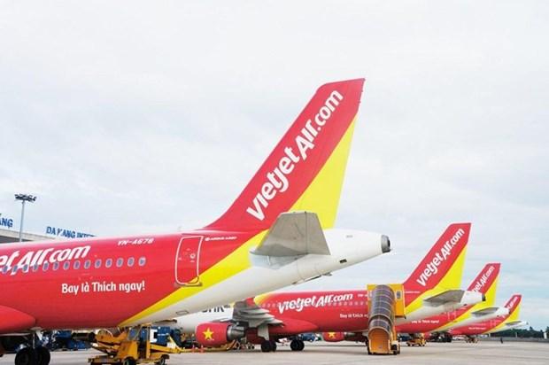 Vietjet Air establece empresa de pago en linea con 2,1 millones de dolares de capital hinh anh 1