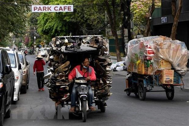 Camboya reduce presupuesto estatal para 2021 a causa del COVID-19 hinh anh 1