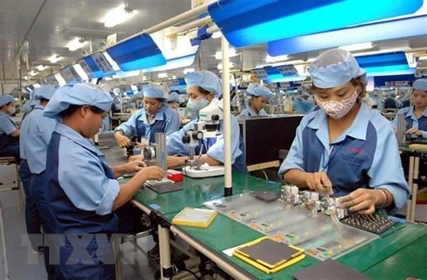 EVFTA despeja camino para inversiones extranjeras directas de la UE en Vietnam hinh anh 1