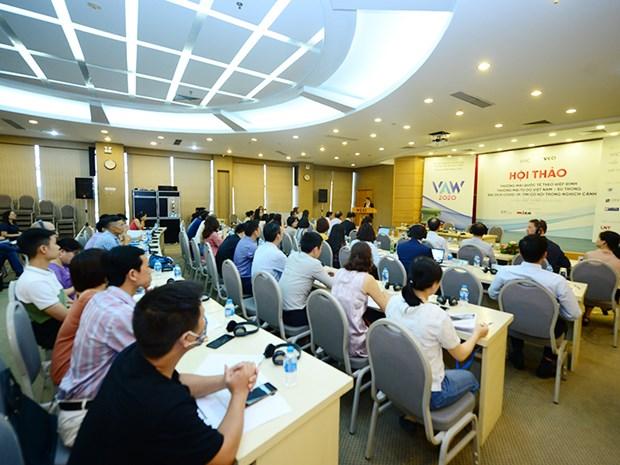Empresas de Vietnam exploran oportunidades con el EVFTA hinh anh 1