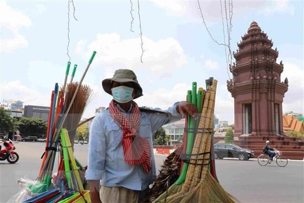 El turismo de Camboya podra recuperarse por completo en 2025 hinh anh 1