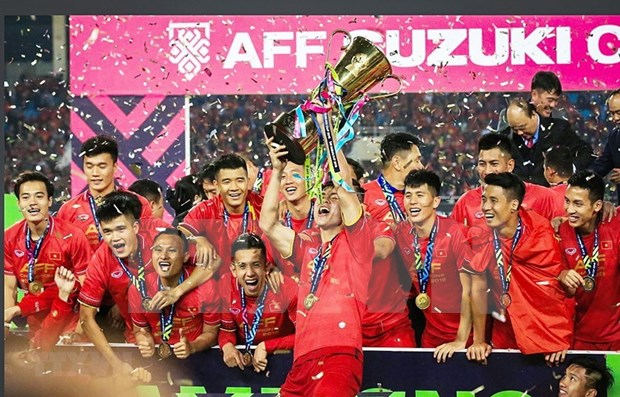 Seleccion de futbol sub -19 de Vietnam prepara entrenamientos para campeonatos regionales hinh anh 1