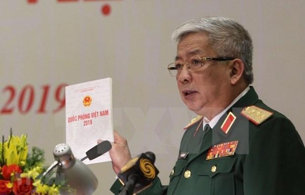 Promueven cooperacion de defensa entre Vietnam y Canada, Australia hinh anh 1