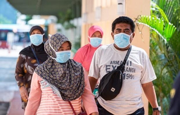 Indonesia contabiliza mayor numero de casos del COVID-19 en el Sudeste Asiatico hinh anh 1