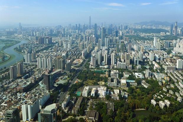 Singapur y China impulsan construccion de ciudad inteligente hinh anh 1