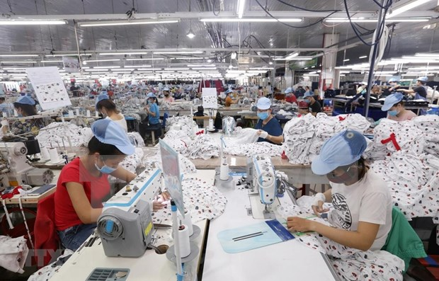 Vietnam impulsa la inversion en confeccion textil para aprovechar beneficios del EVFTA hinh anh 1