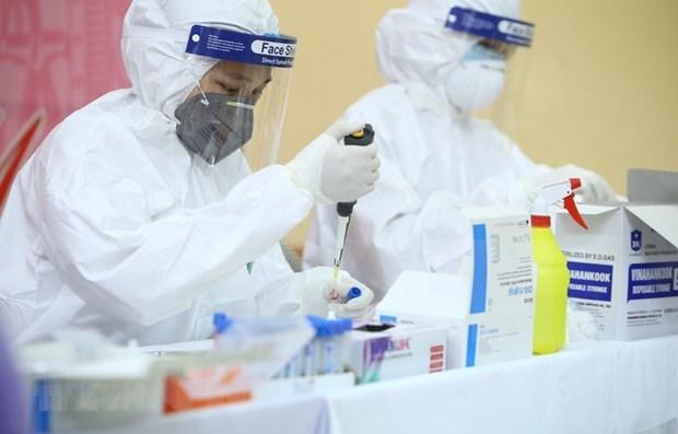 COVID-19: cuatro de los diez pacientes restantes en Vietnam dan negativo hinh anh 1