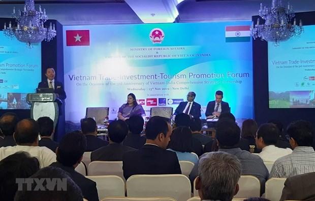 Vietnam pide a la India no aplicar medidas de defensa comercial hinh anh 1