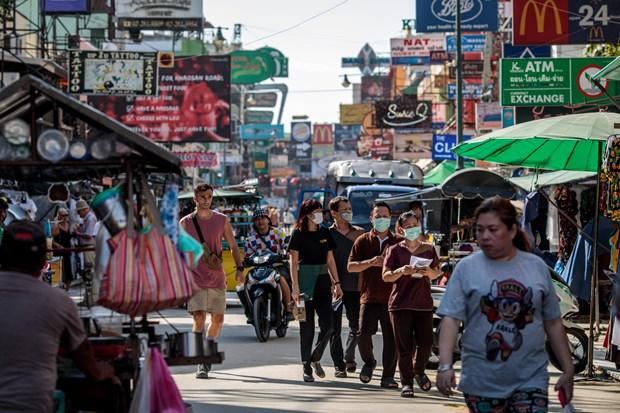 Tailandia registra 23 dias consecutivos sin infecciones comunitarias hinh anh 1