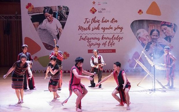 Regresara 'Me creo capaz', evento en honor de las culturas etnicas de Vietnam hinh anh 1