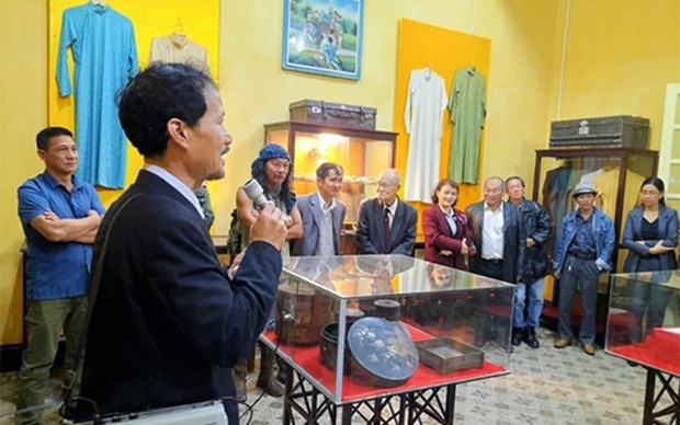 Historia de Da Lat contada a traves de artefactos culturales en Da Lat hinh anh 1