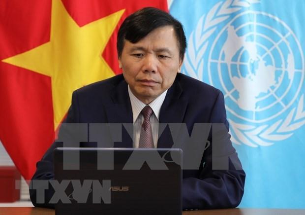 Vietnam exhorta a garantizar exito de repatriacion y reinsercion de refugiados hinh anh 1
