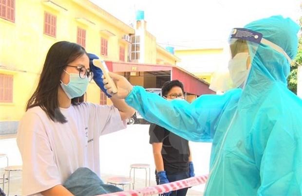 Reporta Vietnam siete nuevos casos de COVID-19 importados hinh anh 1