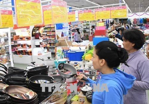 Reporta nutrida participacion empresarial en programa de estimulo a las compras en Da Nang hinh anh 1