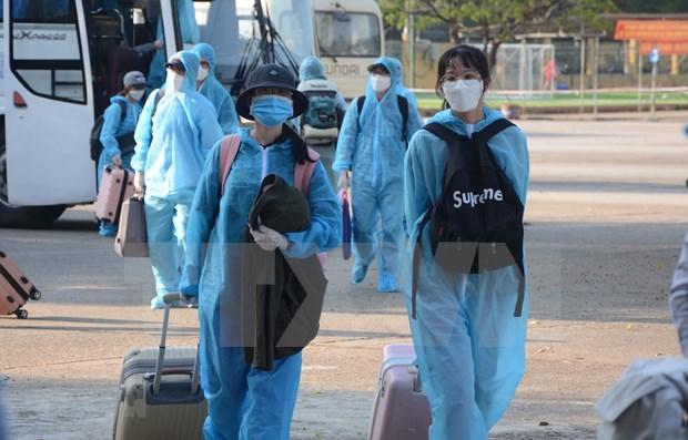 Vietnam libre de infecciones del COVID-19 en la comunidad durante 65 dias consecutivos hinh anh 1