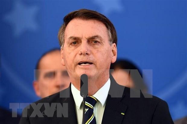 Destaca presidente de Brasil a Vietnam como ejemplo a seguir hinh anh 1